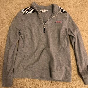 Vineyard Vines Grey Shep Shirt